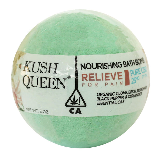 RELIEVE CBD BATH BOMB REJECT