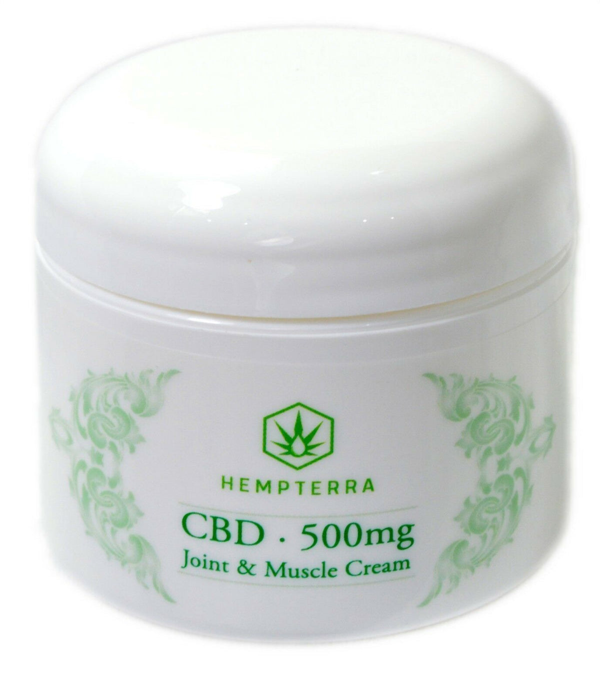 500mg Muscle & Joint Pain Cream/Ointment/Lotion/CBD Hemp Extract Oil/Topical