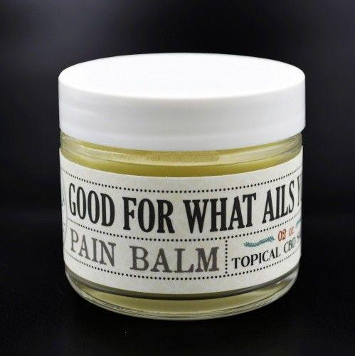 CBD SALVE Pain Relief