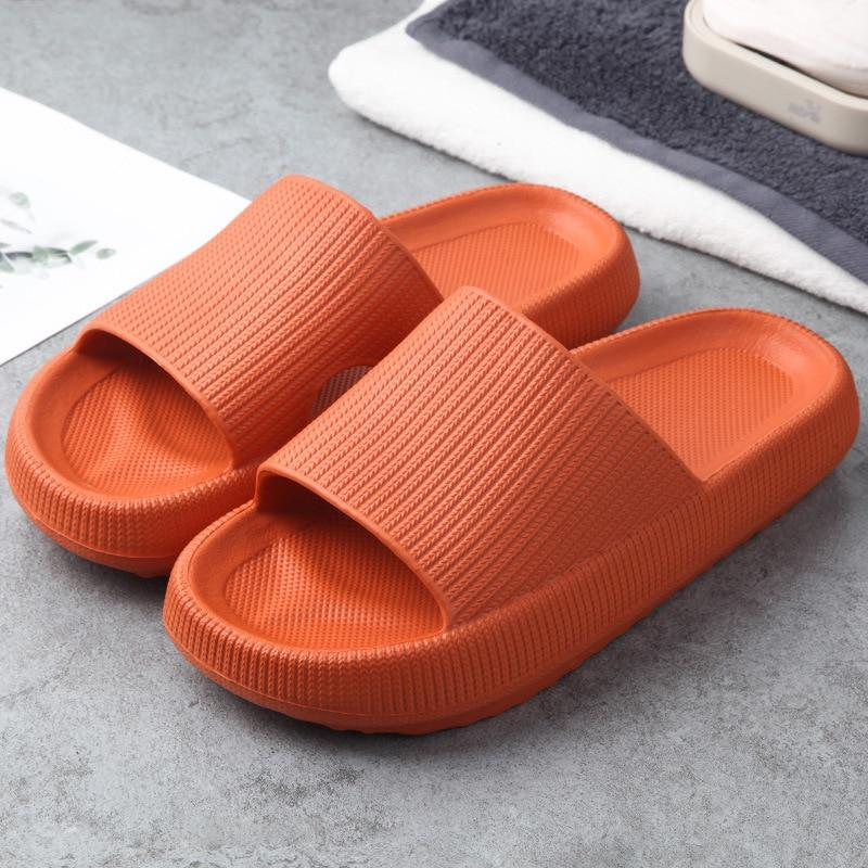 Thick Sole Home Non-slip Bathroom Slippers Sandal