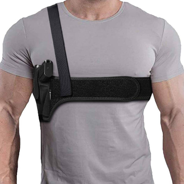 PRAETORIAN Vertical Shoulder and Belly Holster