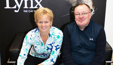Trish Johnson joins Lynx<sup>®</sup>
