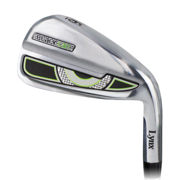 Black Cat Irons - Lynx Golf UK
