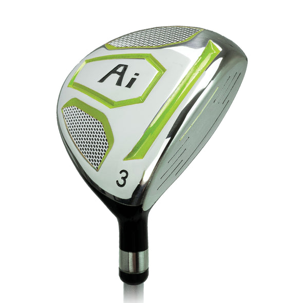 "Junior Ai Fairway Woods 54-57"" - Lynx Golf UK"