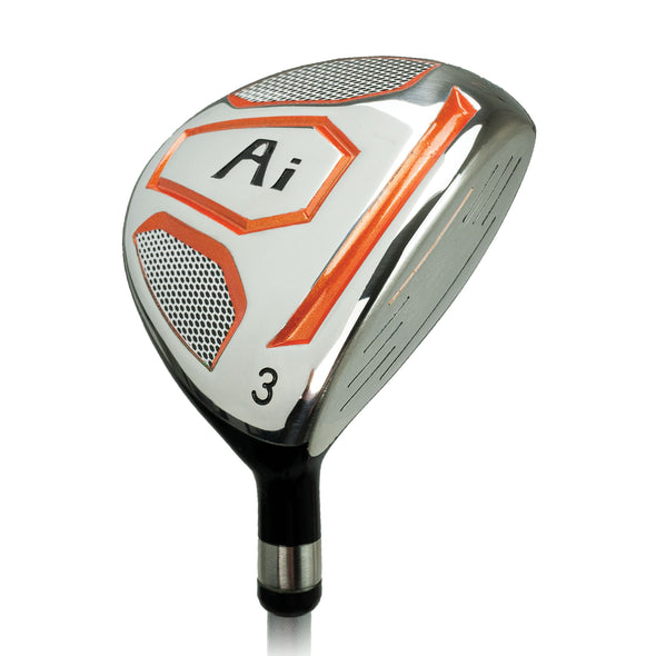 "Junior Ai Fairway Woods 51-54"" - Lynx Golf UK"