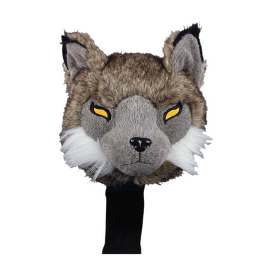 "Lynx Headcover ""Larry"" - Lynx Golf UK"