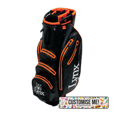 Prowler<sup>®</sup> Waterproof Cart Bag - Lynx Golf UK