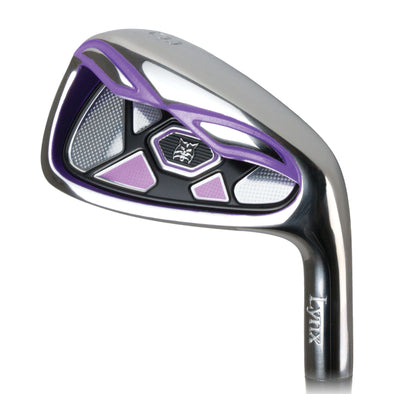 Custom Tigress® Irons - Lynx Golf UK