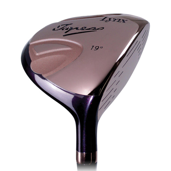 Tigress® Fairway Woods - Lynx Golf UK