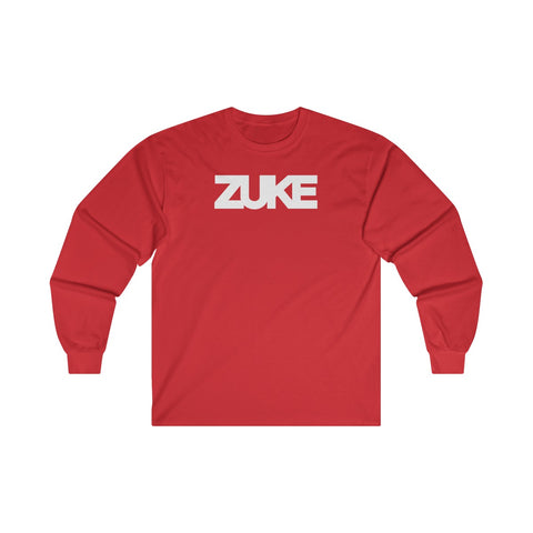 Men's Long Sleeve Cotton Tee