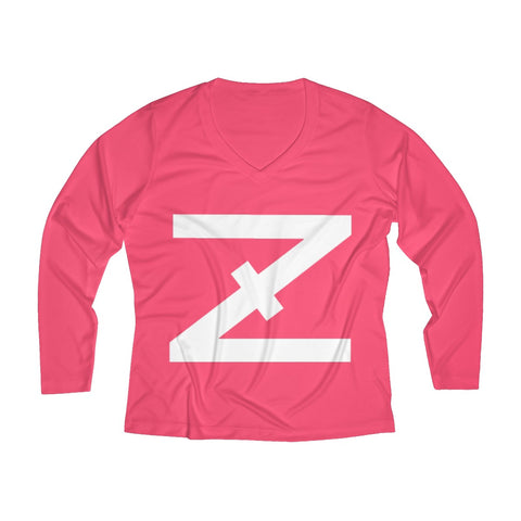 Women's Long Sleeve Moisture Wicking Tee
