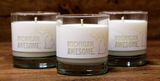 Michigan Awesome Candle
