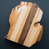 Michigan Lower Peninsula Cutting Board