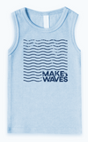 Make Waves Infant Tank Top (CLOSEOUT)