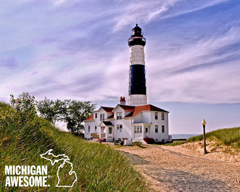 Big Sable Point Lighthouse Print
