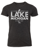 My Great Lake Michigan Kids T-Shirt