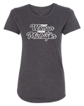 That Woman from Michigan Women's Scoopneck T
