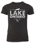My Great Lake Ontario Kids T-Shirt