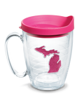 Michigan Emblem Tervis® Mug