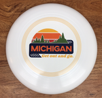Get out and Go Frisbee