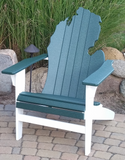 Michigan Adirondack Chair