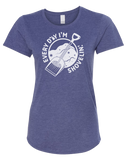 Every Day I'm Shovelin' Women's Scoopneck T