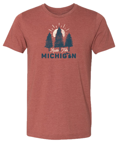 Made for Michigan Unisex T-shirt