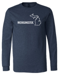 Michigangster Long Sleeve T-Shirt