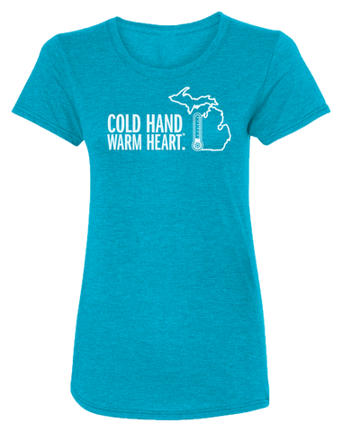 Cold Hand Warm Heart Women's Scoopneck T
