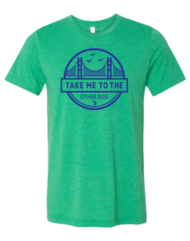 Take me to the Other Side Unisex T-Shirt (CLOSEOUT)