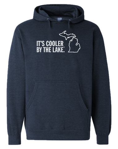 Cooler By The Lake Hoodie