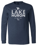 My Great Lake Huron Long Sleeve T-Shirt