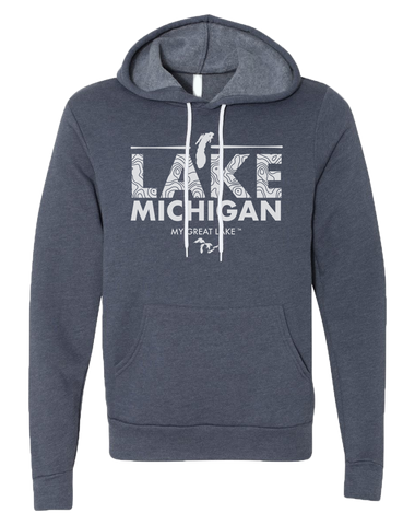 My Great Lake Michigan Hoodie (CLOSEOUT)