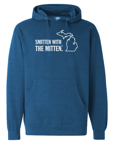 Smitten with the Mitten Hoodie