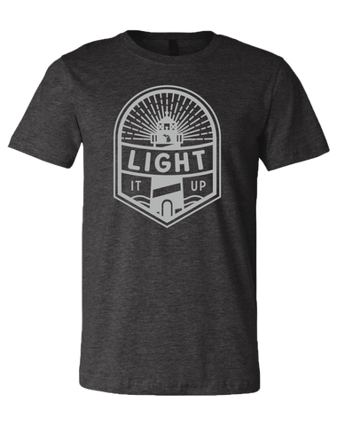 Light It Up Unisex T-Shirt