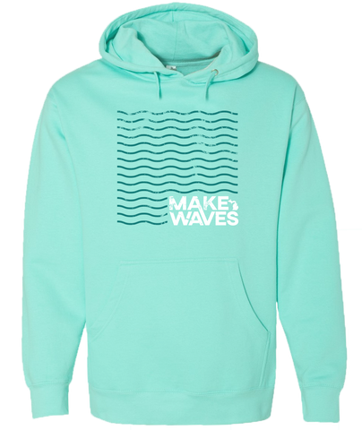 Make Waves Hoodie