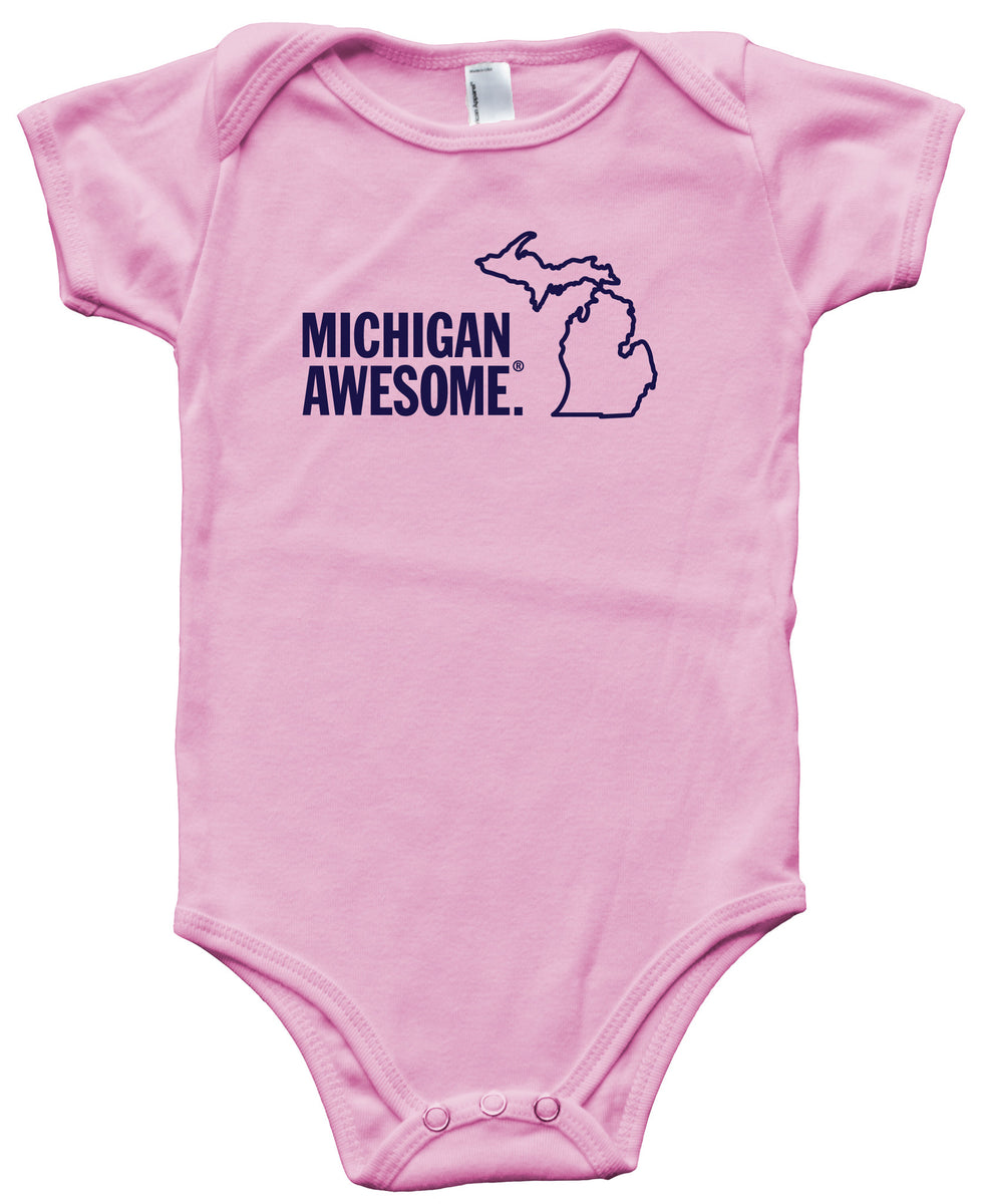Awesome Baby Images: Michigan Awesome Baby Onesie