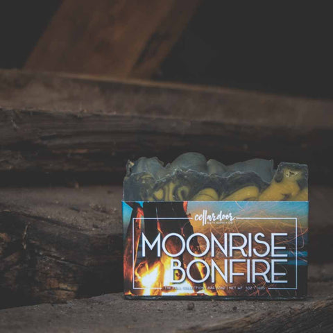 Moonrise Bonfire Artisan Bar Soap