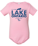 My Great Lake Ontario Baby Onesie
