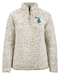 Women's Sherpa Quarter Zip