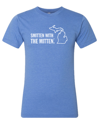 Smitten with the Mitten Poly/Cotton T-Shirt (CLOSEOUT)
