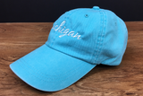 Michigan Script Dad Hat