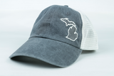 Michigan Classic Trucker Hat