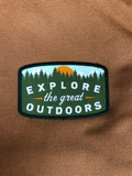 Explore the Great Outdoors Carhartt Hooded Jacket