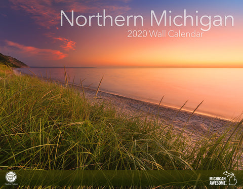 Northern Michigan Calendar 2020