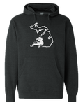 Snowmobile Michigan Hoodie