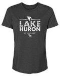 My Great Lake Huron Women's Relaxed Fit T