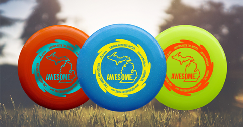 Michigan Awesome Frisbee