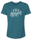 Keep Michigan Awesome Women's Relaxed Fit T