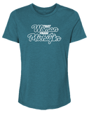 That Woman from Michigan Women's Relaxed Fit T